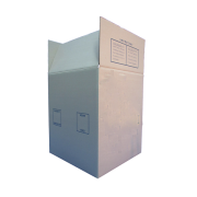 Boîte 4 pieds cube