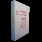 Boîte à cadre petite 37X30X4