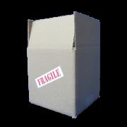 Boîte d'expédition 6X4X6