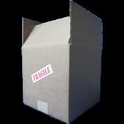 Boîte d'expédition 8X8X8
