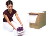 Boîte de papier mousse