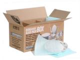 Boîte emballage de vaisselle