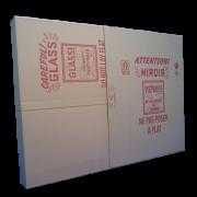 Boîte pour cadre