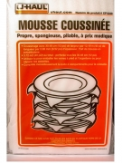 Mousse coussinée